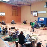 View from my 1st Drum Workshop